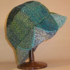 Bell Cloche Pin Loom Hat
