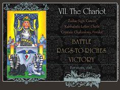 The Chariot Tarot Card Meanings | Tarot Reading