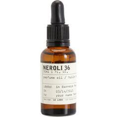 Neroli Perfume Oil