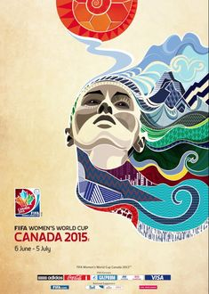 FIFA Women's World Cup 2015 poster