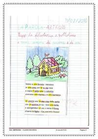 Percorso didattico in classe seconda: gli articoli