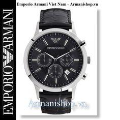 Đồng hồ Armani chính hãng AR2447 Authentic_Armanishop.vn Thiết kế sang trọng & đẳng cấp, thương hiệu Armani nổi tiếng thế giới mang đến phong cách doanh nhân thành đạt.