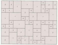 Patio paver ideas for your garden or backyard. Stone, brick, and block paver design ideas. Patio Pavé, Patio Roof, Cement Patio, Backyard Pavers, Pergola Roof, Patio Plants, Paver Sand, Stone Patio Designs, Paver Designs