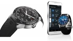 """Considerado pelo Google como """"o relógio de luxo mais inteligente do mundo"""", confira todos os detalhes da nova obra-prima da TAG Heuer, que promete as funcionalidades de um relógio conectado mas sem a aparência inconfundível de um smartwatch.  #relógios #TAGHeuer #TAGHeuerConnected #smartwatches #tecnologia #luxo #tech #geek"""
