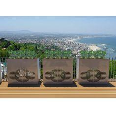 vasca per orto in terrazzo  www.ortodamare.com
