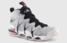 huge selection of 04c6d b076f Nike Air Max CB 34 Wolf GreyVarsity Red-Black-White (1