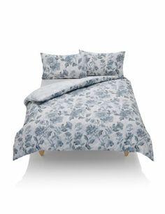 Olivia Floral Bedset-Marks & Spencer
