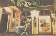 Campinas de Antigamente: CINE PARADISO