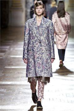 Sfilate Dries Van Noten Collezioni Autunno Inverno 2013-14 - Sfilate Parigi - Moda Donna - Style.it