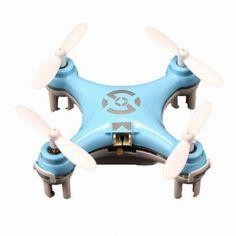 Mini drone CX-10 CX10 2.4G avec télécommande 6Axes