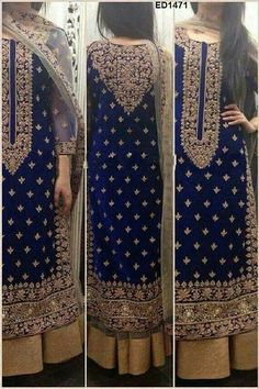 Luscious Velvet and Embroidery Dress code Pakistani Couture, Indian Couture, Pakistani Bridal, Pakistani Outfits, Indian Bridal, Indian Outfits, Bridal Lehenga, Red Lehenga, Anarkali Dress