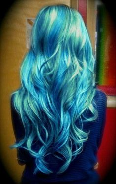 MERMAID HAIR #blazecolorsalon #coralvilleblaze