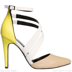"""WIN Today's """"Naomi"""" Heels by MADISON 