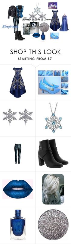 """""""once upon a time"""" by aisaacs19-i ❤ liked on Polyvore featuring Chi Chi, Allurez, Reeds Jewelers, Leka, Yves Saint Laurent, men's fashion, menswear, women and polyvorefashion"""