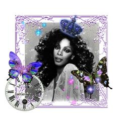 QUEEN OF THE STARDUST DISCO..., created by augustavindelicorum on Polyvore