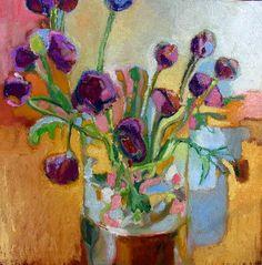ranunculus in vase | Flickr - Photo Sharing!