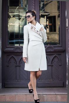 #пальто#одежда#женское пальто  http://sergio-cotti.ua