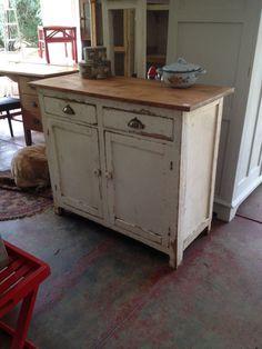 Mom's shabby chic creations. Lorraine's Cupboard!