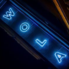 neon urzad dzielnicy wola - Szukaj w Google