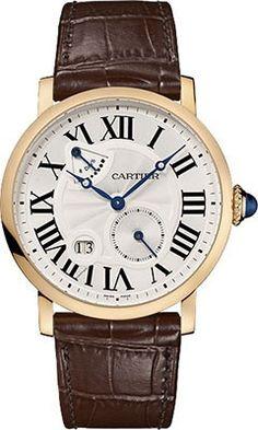 Cartier Rotonde de Cartier Power Reserve w1556203 Replica watch AAA sale