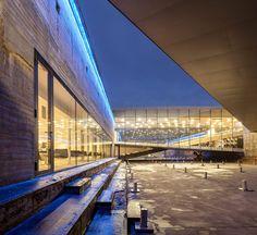 BIG : Musée Maritime du Danemark - ArchiDesignClub by MUUUZ - Architecture & Design