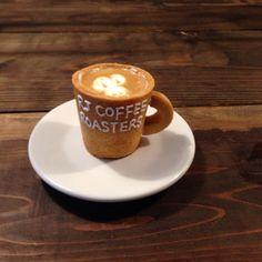 アールジェイカフェ (天満橋/カフェ)★★★☆☆3.50 ■最高級のコーヒ豆のみ使用する自家焙煎珈琲。 ■予算(夜):¥1,000~¥1,999