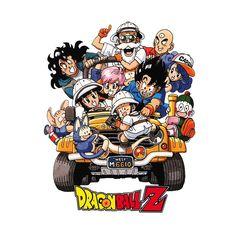 Camiseta niño Dragon Ball Z. Jeep