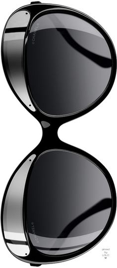 Chanel Fall Round Sunglasses