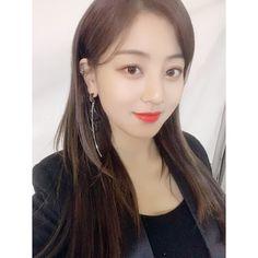 Jihyo (Park Ji soo) member of Korean girl group Twice happy birthday Jihyo Nayeon, Kpop Girl Groups, Korean Girl Groups, Kpop Girls, K Pop, Park Ji Soo, Jihyo Twice, Dahyun, Most Beautiful Faces