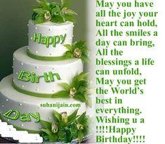 Get More Httptinyurlcomkgzvwmr Birthday Cake Sms Birthday - Birthday cake wishes quotes