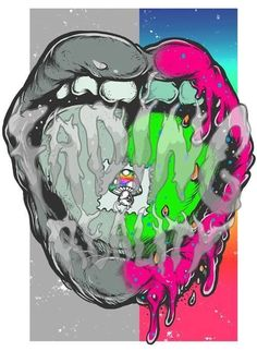 Acid is life I say Trippy Pictures, Abstract Pictures, Acid Trip, Psy Art, Painting Tattoo, Glitch Art, Make Art, Art Images, Amazing Art