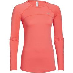 Under Armour Women's Sunblock 30 LS Top ($40) ❤ liked on Polyvore featuring activewear, activewear tops, under armour sportswear and under armour