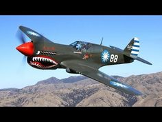 WW2: Curtiss P-40 Warhawk