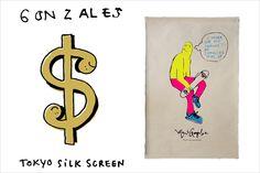 1週間限定! マーク・ゴンザレスの貴重なアート展。