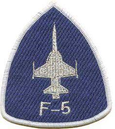 Mexican Air Force 401th Squadron F-5E F Tiger II Patch 1a6503da8ee