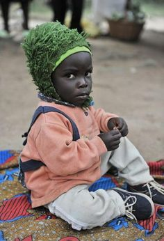 The intensely serious eyes of a child from Zimbabwe, Africa. Kids Around The World, We Are The World, People Around The World, Precious Children, Beautiful Children, Beautiful Babies, Black Is Beautiful, Beautiful World, Beautiful People