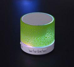 Breakthrough Waterproof LED Wireless Speaker