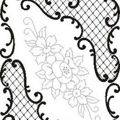 Katerina Horakova   pattern for Pergamano