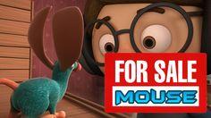 Ratón en venta: Snickers es un ratón solitario en una tienda de mascotas, el deseo de ser comprado por alguien. Pero tiene un gran problema: sus enormes orejas. Los niños que entran en la tienda de mantener riendo de él. Se Snickers encontrar el amigo así lo desea, alguien que lo llevará por quién es él?