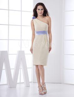 #Milanoo.com Ltd          #Bridesmaid Dresses       #Daffodil #Piping #One-Shoulder #Satin #Bridesmaid #Dress                     Daffodil Piping One-Shoulder Satin Bridesmaid Dress                           http://www.snaproduct.com/product.aspx?PID=5682276
