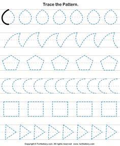 grafisme on pinterest tracing worksheets fine motor and preschool printables. Black Bedroom Furniture Sets. Home Design Ideas