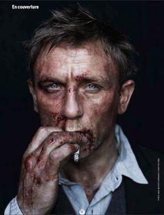 Daniel Craig #smoking