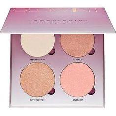 Anastasia Beverly Hills Sugar Glow Kit Marshmallow/ Gumdrop/ Butterscotch/ Starburst