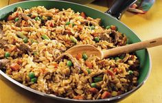 Szechuan Beef Fried Rice Recipe