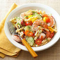 Party Pasta Salad Recipe - Good Housekeeping