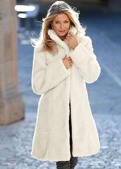 %PC% Faux fur coat from VENUS