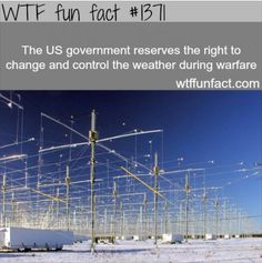 Wtf Fun Fact #1371 US Goverment