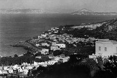 Henri Cartier-Bresson - ITALY. Campania. Ischia. Casamicciola. 1952.