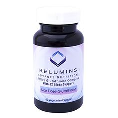 Relumins Advance White Active Glutathione Complex Oral Whitening Formula Capsules with 6X Boosters Whitens Repairs  Rejuvenates Skin >>> You can find out more details at the link of the image.