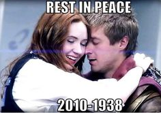 rory and amy rest in peace